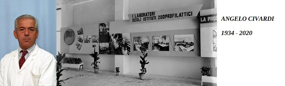 Angelo Civardi 19 gennaio 1934 - 18 Gennaio 2020